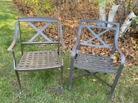 Outdoor patio chairs/stool