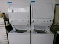 """New scratch and dent 27"""" stackable laundry Baltimore, 21223"""