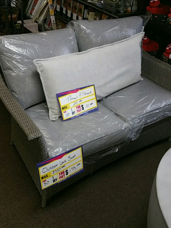 Outdoor loveseat brand new
