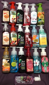 Bath and Body hand soaps Parma, 44134