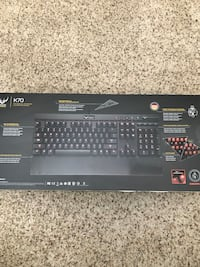 Corsair gaming K70 mechanical keyboard Los Angeles, 91342