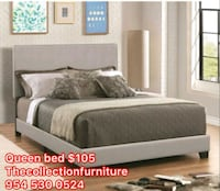 Queen bed/ mattress not included Plantation, 33317