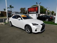 Lexus IS 2018 Santa Ana