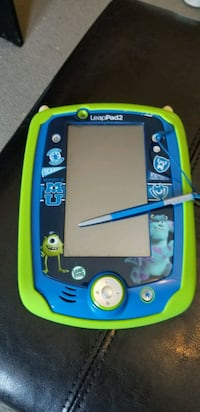 LEAP PAD 2 w/games / protect cover include  Edmonton, T6W 0L4