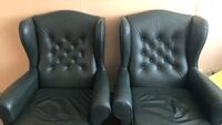 2 Sets of Italian Leather Seats. Huddinge, 143 31