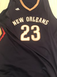 XL New Orleans Pelicans Anthony Davis Jersey  Mississauga, L5M 6V5