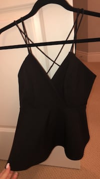 Black Small Top from Honey Toronto, M3H 2M2
