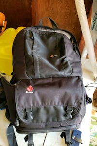 Lowepro DSLR bag for basic walkabout lens and flash. London, N5W 1K7