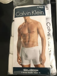 (M) New Calvin Klein Cotton Stretch Boxers Los Angeles, 90029