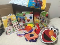 Sesame Street birthday party bundle  43 km