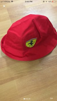 Ferrari fishing/bucket hat  Brampton, L6P 1J6