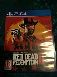 Red Dead Redemption PS4 Toronto