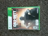 Call of Duty Black Ops 3 Xbox 360 game case 446 mi