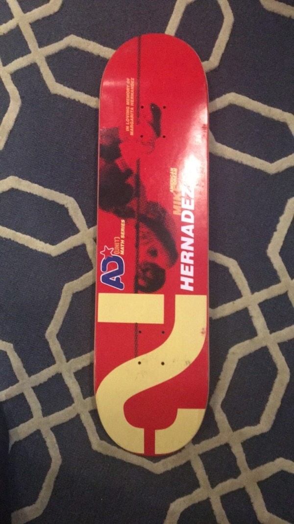 44a7f03024 Used Skateboard deck for sale in New Rochelle - letgo