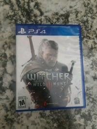 The Witcher 3 Ps4 PlayStation 4 Los Angeles, 90043