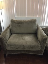 *Free Delivery* Chair & a half  Toronto, M9A 4W3