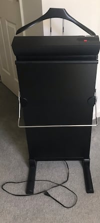 black and gray wooden cabinet Rockville, 20850