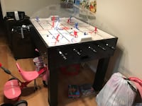 Carrom Super Stick Rod Hockey Table Rockville, 20853