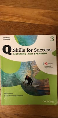 Q: Skills for Success 2E Listening and Speaking Level 3 Student Book Washington, 20007