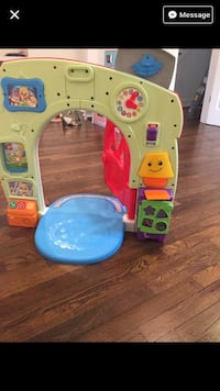 Laugh & Learn smart stages home Play Set.
