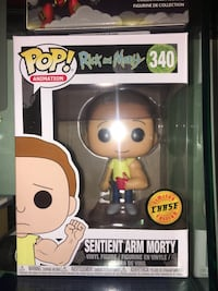 Pop! Rick and Morty Chase  Los Angeles, 91352
