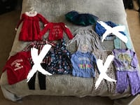 24M/2T Toddler Clothes Bakersfield, 93312