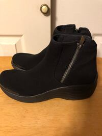 B Zees Zora Women's Sz 9M Black Boots Baltimore, 21236
