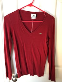 Lacoste Women's sweater (size 40) Washington, 20037