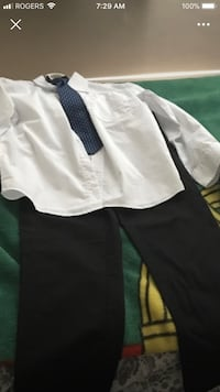 Dress pants tie and dress shoe  Barrie, L4N 8X4
