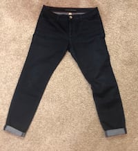 Banana Republic woman crop jeans size 30 Rancho Santa Margarita, 92688