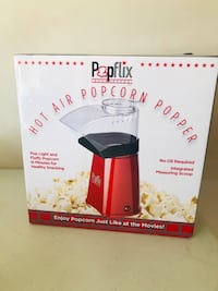Popcorn brand new in box for only 15$ Vaughan, L6A 3A5