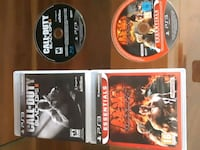Tekken 6+ Call of Duty Black Ops 2 Ps3 oyunları
