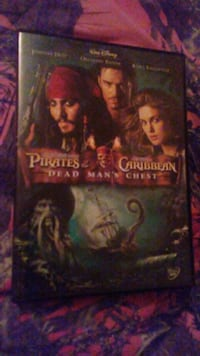 Pirates of the Caribbean Dvd Lafayette, 47904