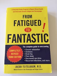 Fatigued to Fantastic! Whitby, L1R 3B2