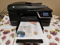 black HP multi-function printer Washington
