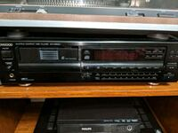 Kenwood 6 Disk CD Player Wellford, 29385