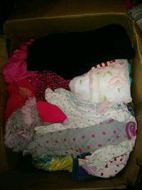 Large box of girls clothes Spartanburg, 29303