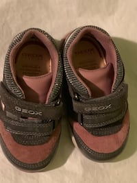 GEOX shoes for girl size 4
