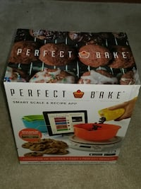 Brand New Perfect Bake Smart Scale and Recipe App  Loganville, 30052