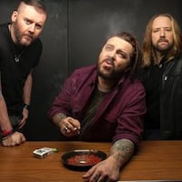 Seether tickets X2 for 70$ Langley, V1M