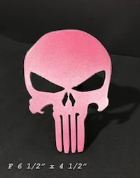 Hitch Cover - Punisher Skull Phoenix, 85019