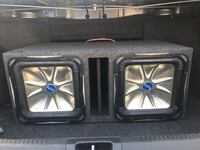 Kicker L7 12 in Ported Box Whittier, 90606