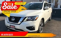 Nissan Pathfinder 2017 Baltimore, 21215
