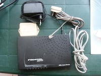 Pikatel Quarted ADSL 4 Port Modem Router