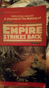 A journal of the making of the Empire strikes back starwars Cambridge, N1R 2H6