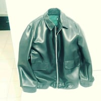 Men Leather Jacket XL : MADE IN ITALY  Vaughan, L4L 2C5