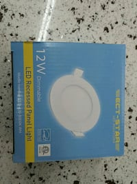5000k LED pot light, store closing sale  Toronto, M1S 3B1