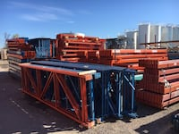 New and Used Racking 553 km