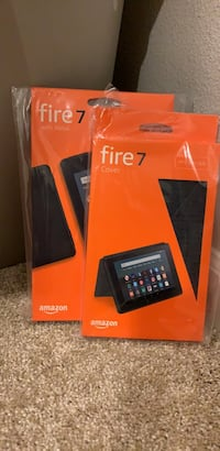 Brand New Black Amazon Fire 7 32gb tablet with Cover Portland, 97219