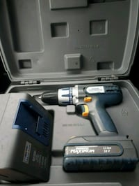 Mastercraft Maximum 18V Lithium Ion Cordless Drill Edmonton, T5S 2V8